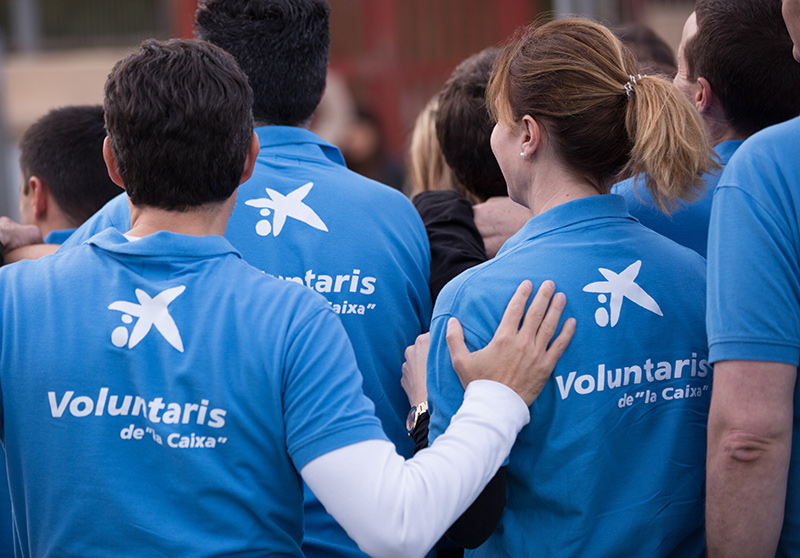 Voluntárea: tu rincón de voluntariado